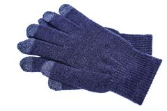 Woolen gloves Royalty Free Stock Photo