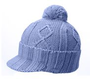 Woolen hat Royalty Free Stock Photography