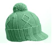 Woolen hat Stock Photography
