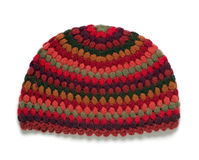 Woolen hat Stock Photo