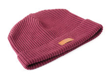 Woolen hat Royalty Free Stock Images
