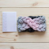 Woolen headband Royalty Free Stock Images