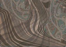 Woolen herbstlicher Hintergrund Kaschmirs Lizenzfreies Stockbild