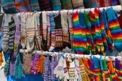 Woolen Kleidung Stockfotos