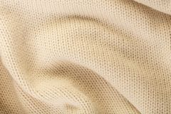 Free Woolen Knitted Fabric Close-up Royalty Free Stock Photos - 117541008