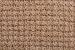 Woolen knitting background Royalty Free Stock Photography
