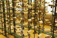 Woolen młyn Zdjęcie Royalty Free