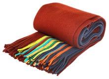 Woolen muffler Royalty Free Stock Image