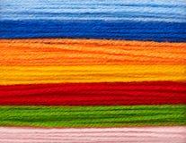 Woolen przędza Obrazy Royalty Free