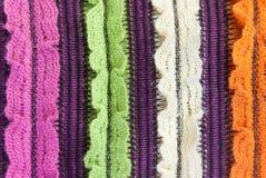woolen rät maskatextur Royaltyfri Fotografi