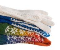 Woolen rzeczy Zdjęcie Stock