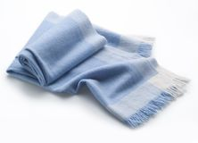 Woolen scarf Royalty Free Stock Images
