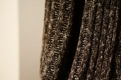 Woolen scarf Stock Images