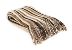 Woolen Scarf Stock Photography