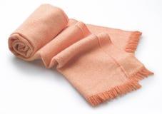 Woolen Schal Lizenzfreies Stockbild