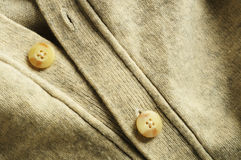Woolen sweater. Close up of an old woolen sweater Royalty Free Stock Photography