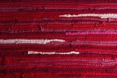 Woolen tekstura Zdjęcia Stock