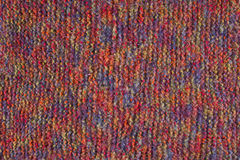 Woolen texturbakgrund, stuckit ulltyg, hårig textil Royaltyfria Bilder