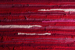 Woolen texture. Striped knitting woolen texture for pattern and background Stock Photos