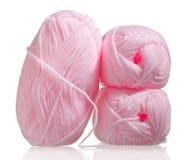 Woolen thread Stock Photo