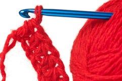 Woolen thread Stock Image
