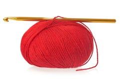 Woolen thread Royalty Free Stock Photos