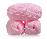 Woolen thread Stock Images