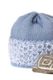Woolen winter hat Stock Photography