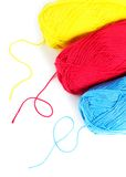 Woolen yarn Stock Photography