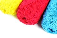 Woolen yarn Royalty Free Stock Photo