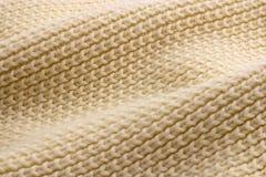 Woollen Gewebe Stockfotografie