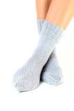 Woollen socks . Stock Photography