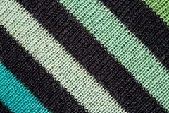 Woollen yarns Stock Image
