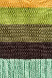 Woollen yarns Royalty Free Stock Photography