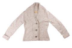 Woollens cardigan Stock Image