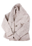 Woollens cardigan Royalty Free Stock Photo