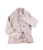 Woollens cardigan Royalty Free Stock Images