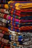 Woollens plegable imagen de archivo libre de regalías