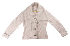 Woollens Wolljacke stockbild