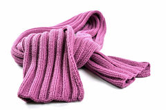 Woolly Scarfe Royalty Free Stock Photography