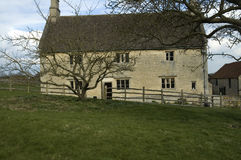 Woolsthorpe Manor. Home of Isaac Newton, Woolsthorpe Manor Stock Photos