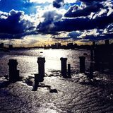 Woolwich Thames Obrazy Royalty Free