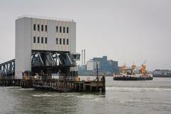 Woolwichveerboot, Londen royalty-vrije stock foto