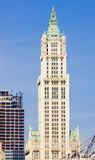 Woolworth building Royalty Free Stock Photo