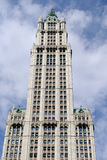 Woolworth Building Stock Image