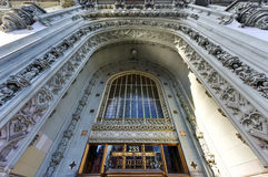 Woolworth Building - New York Royalty Free Stock Image
