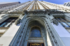 Woolworth Building - New York Royalty Free Stock Images