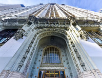 Woolworth Building - New York Royalty Free Stock Photography