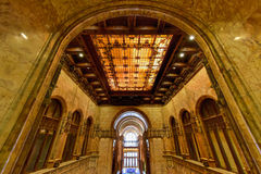 Woolworth Building - New York Stock Images