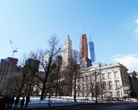 Woolworth Building , New York Royalty Free Stock Images